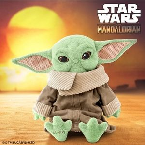 Scentsy Mandalorian The Child Scentsy Buddy